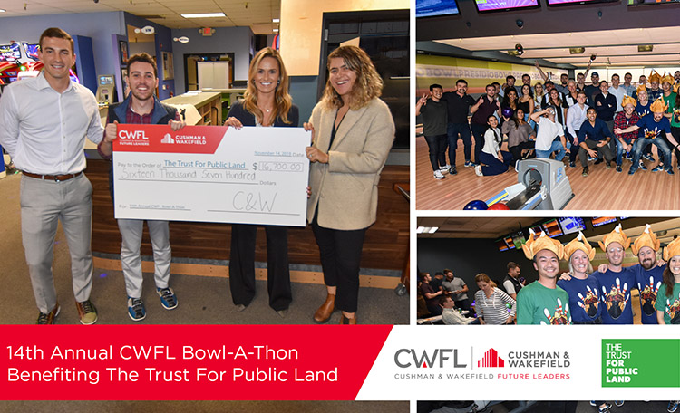 San Francisco CWFL Bowl-a-Thon Event