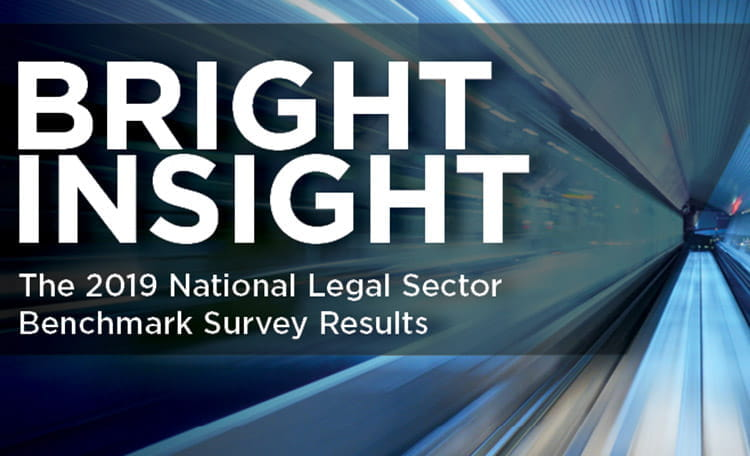 Bright Insight Legal Sector Benchmark Survey