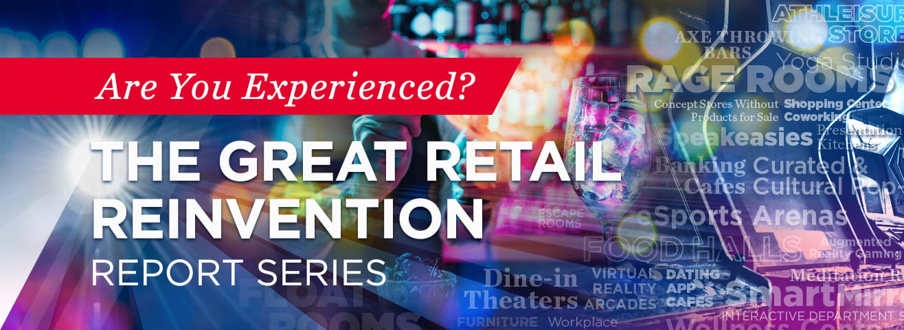 The Great Retail Reinvention Banner