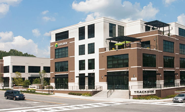 Trackside-Chamblee Office Complex