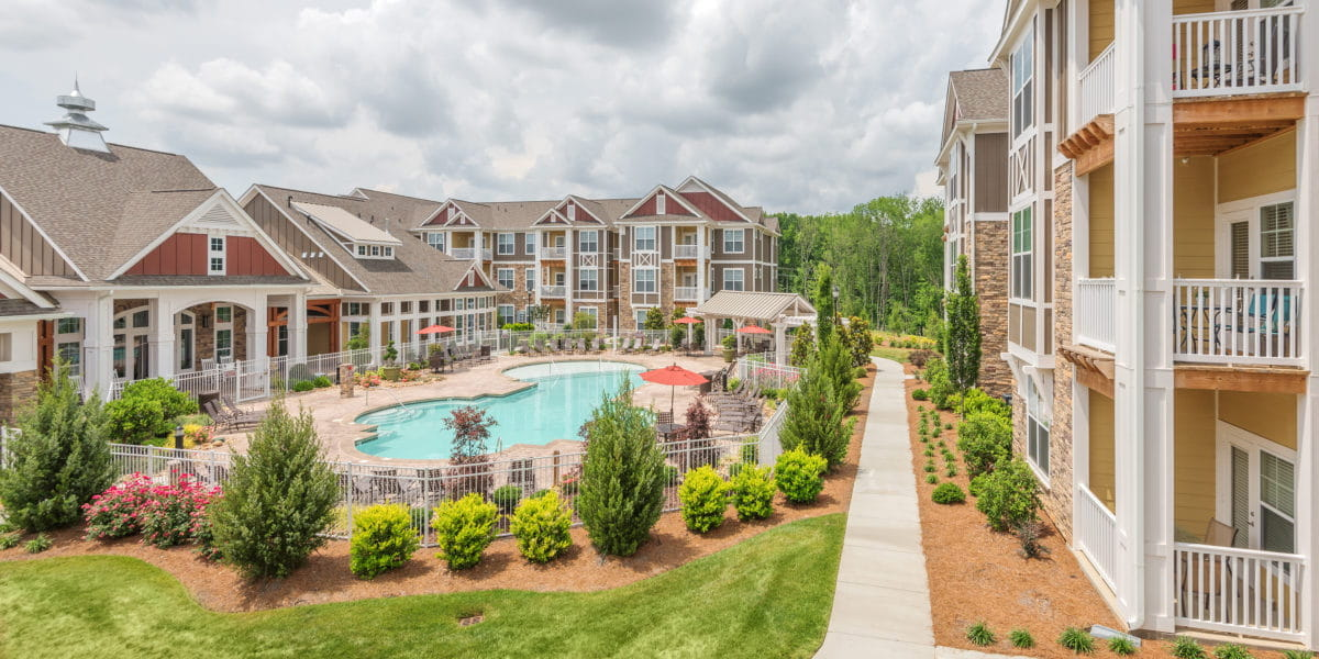Pavilion Village Apartments Atlanta