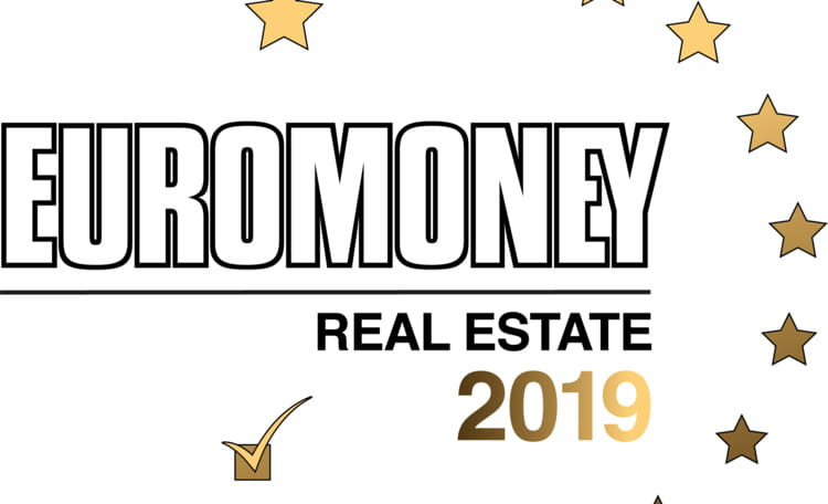 Euromoney Real Estate Award 2019 logo