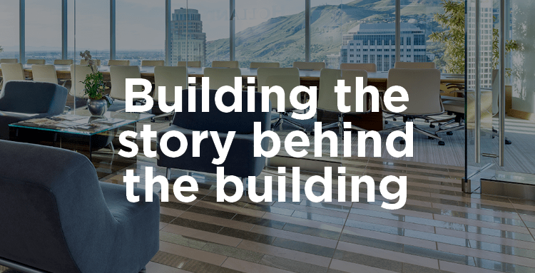 Building the story (image)