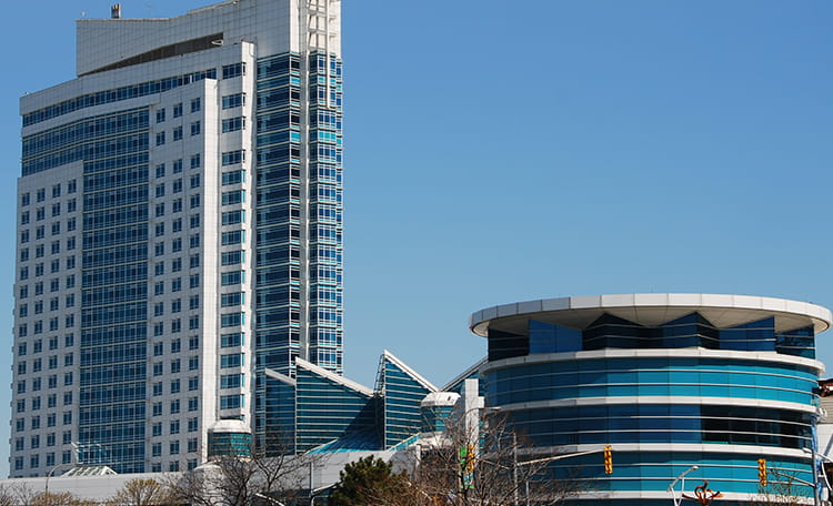 Hotel and Casino Buildings