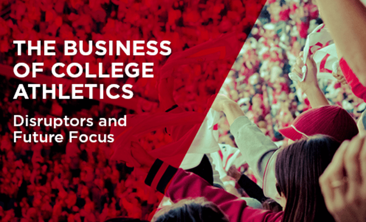 Business of College Athletics Article