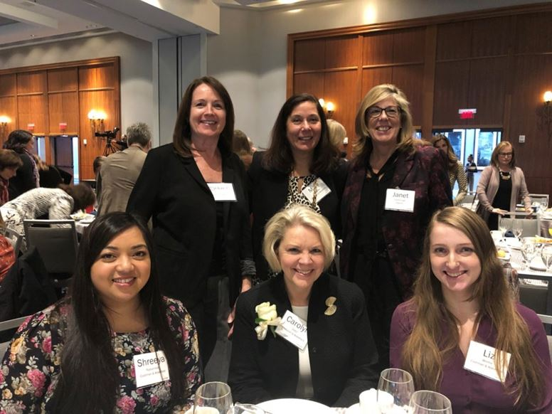 Boston Top 100 Women-Led Business Event