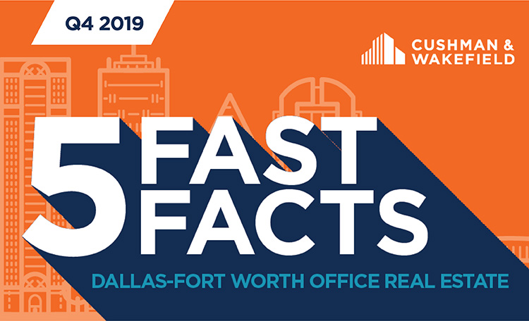 Dallas Five Fast Office Facts