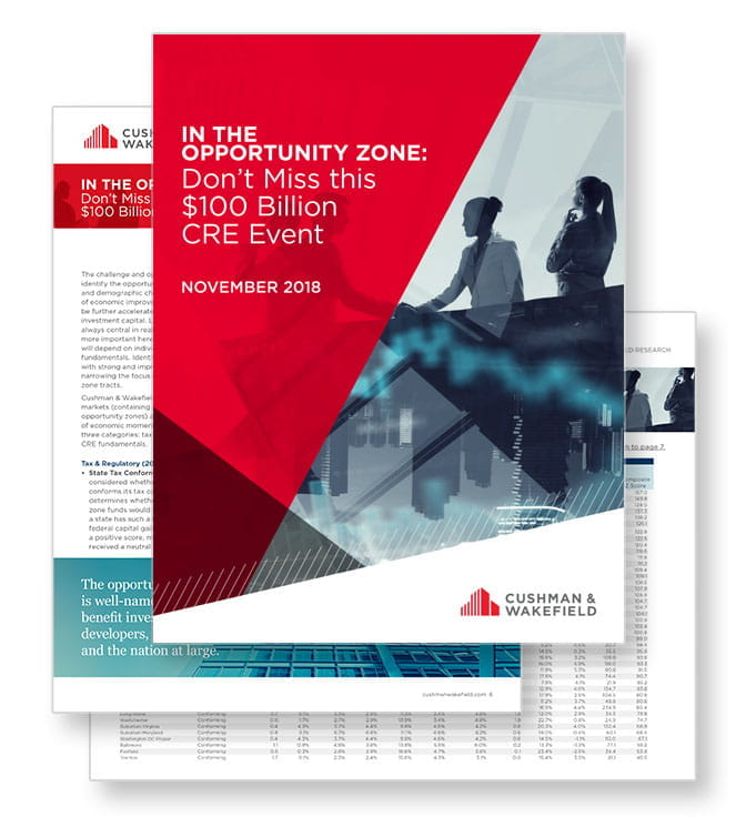 Opportunity Zone Report