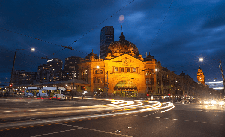 MELBOURNE RETAIL INSIGHTS