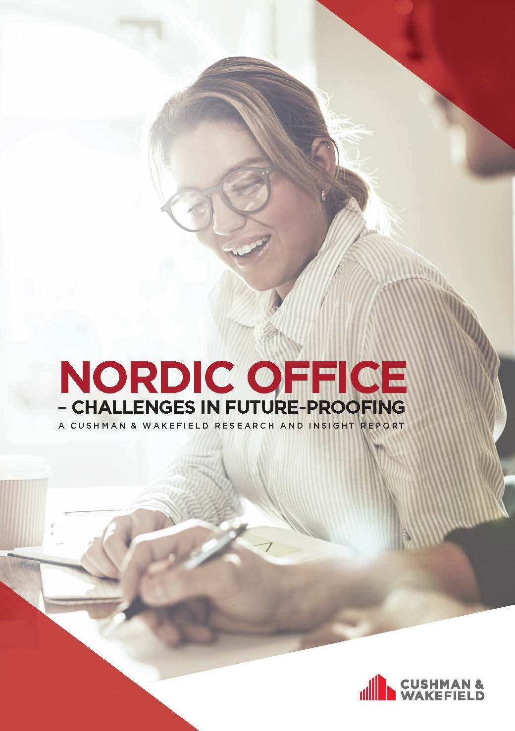Nordic Office report cover