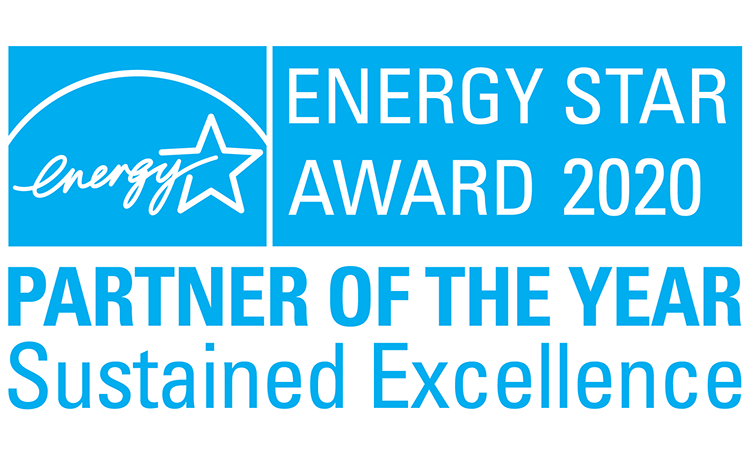 ENERGY STAR Partner of the year award 2020 (image)