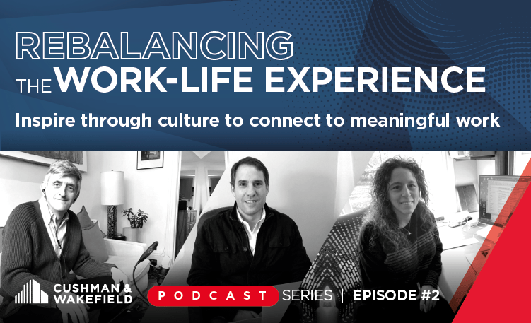 work-life experience podcast (image)