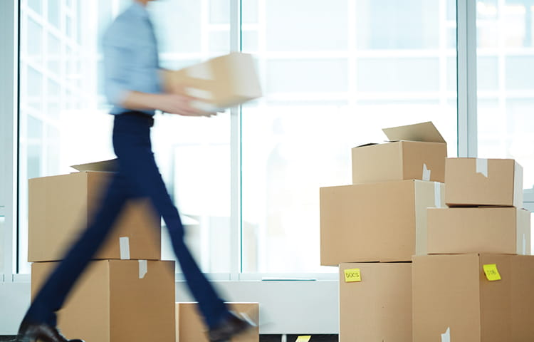 Relocation Logistics Management